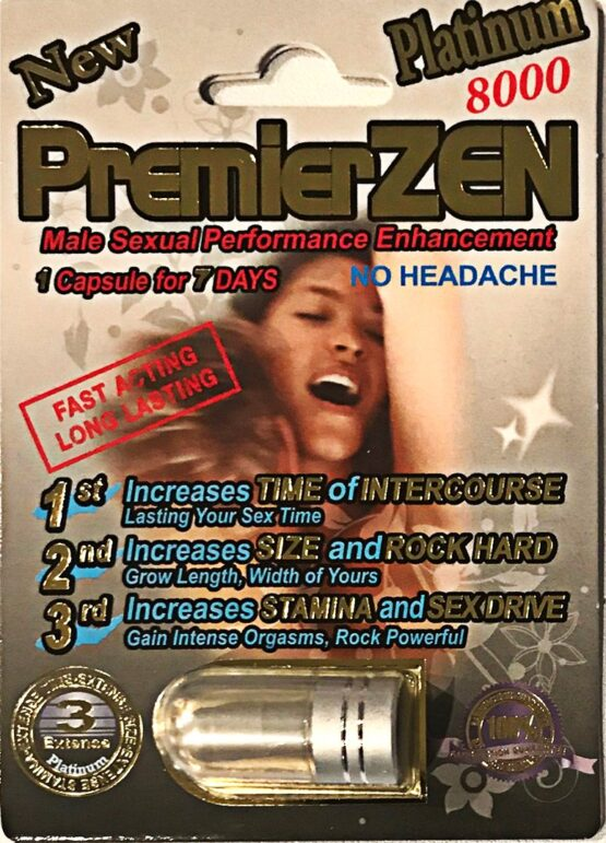 PremierZen Platinum 8000 | 2 PACK