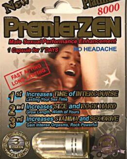 PremierZen Platinum 8000 | 24 Pack
