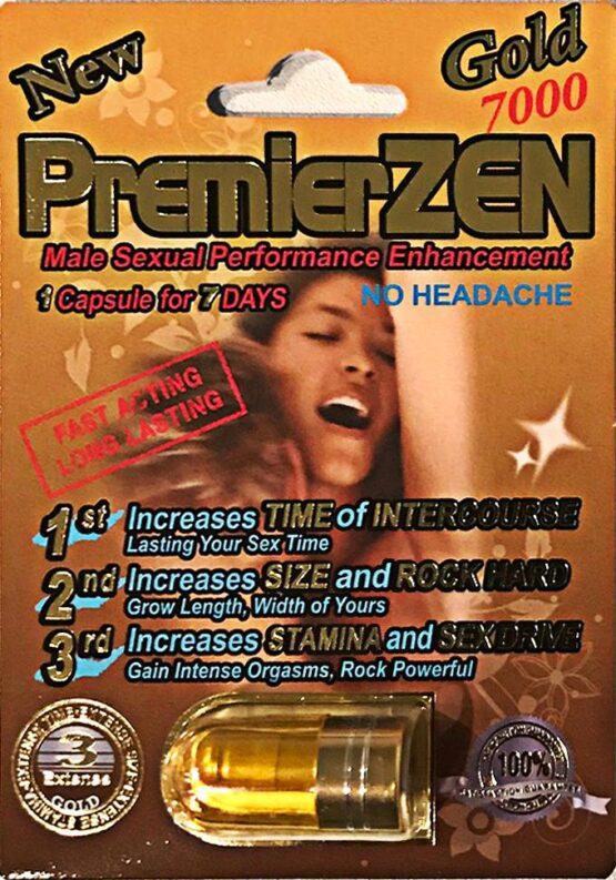 PremierZen Gold 7000 | 24 Pack
